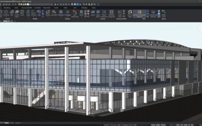Architectes, acteurs du secteur du BTP, essayez BricsCAD BIM !